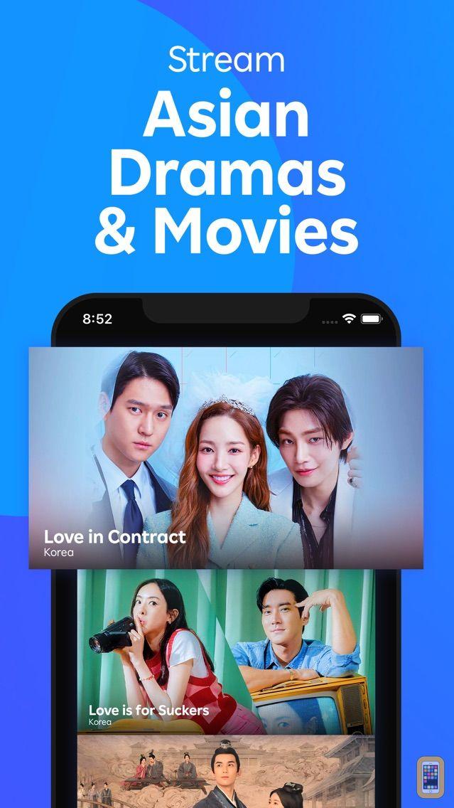 Screenshot - Viki: Asian TV Dramas & Movies