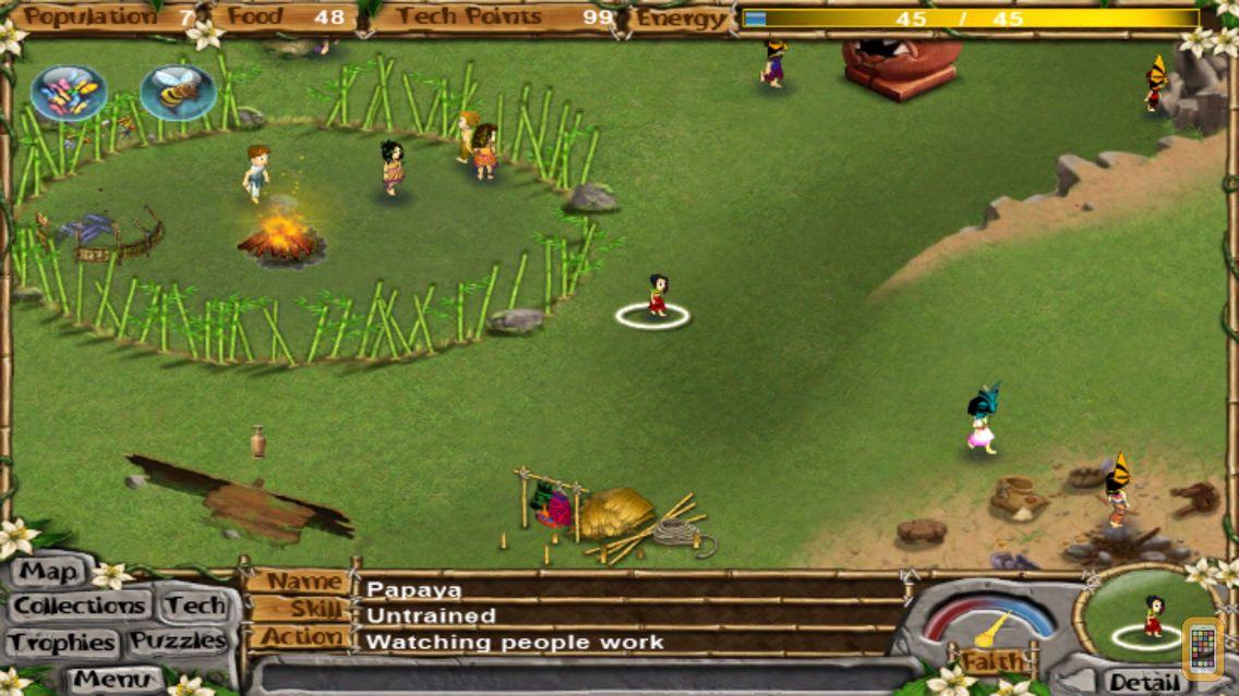 Screenshot - Virtual Villagers 5