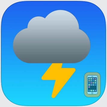 Thunder Storm - Distance from Lightning by digitalsirup GmbH (Universal)