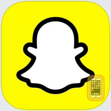 Snapchat by Snap, Inc. (iPhone)