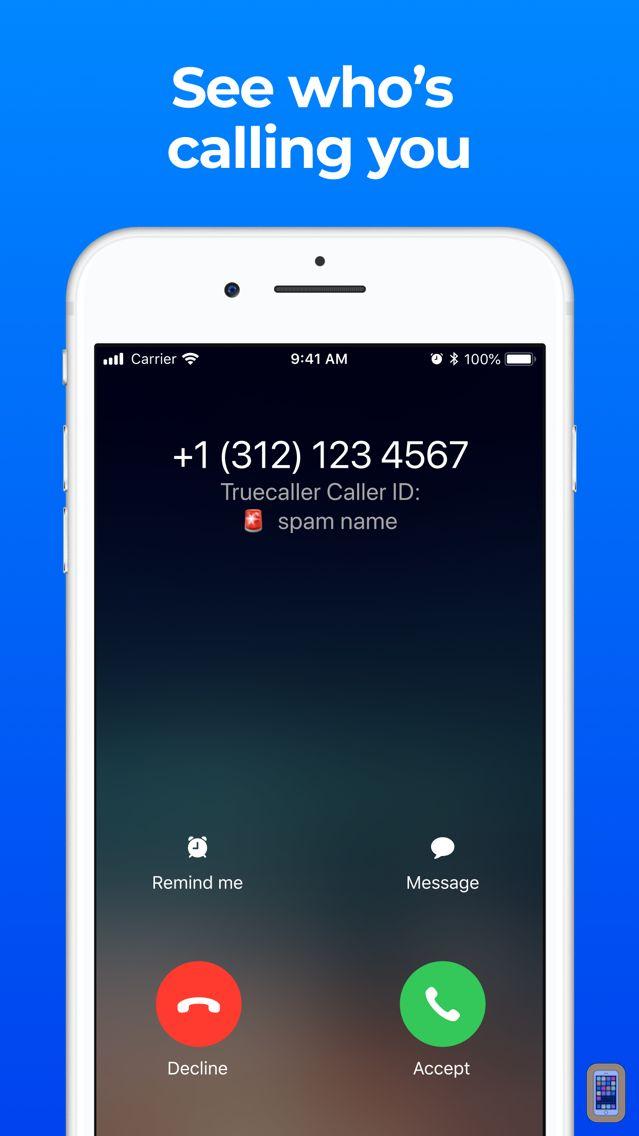 Screenshot - Truecaller