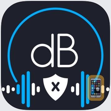 Decibel X: dB, dBA Noise Meter by SkyPaw Co. Ltd (Universal)