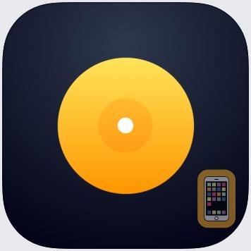 djay - DJ App & Mixer by algoriddim GmbH (Universal)