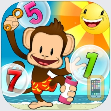 Monkey Math School Sunshine by THUP Games (Universal)