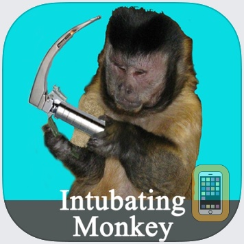 Intubating Monkey by Crystal Clear Solutions (Universal)