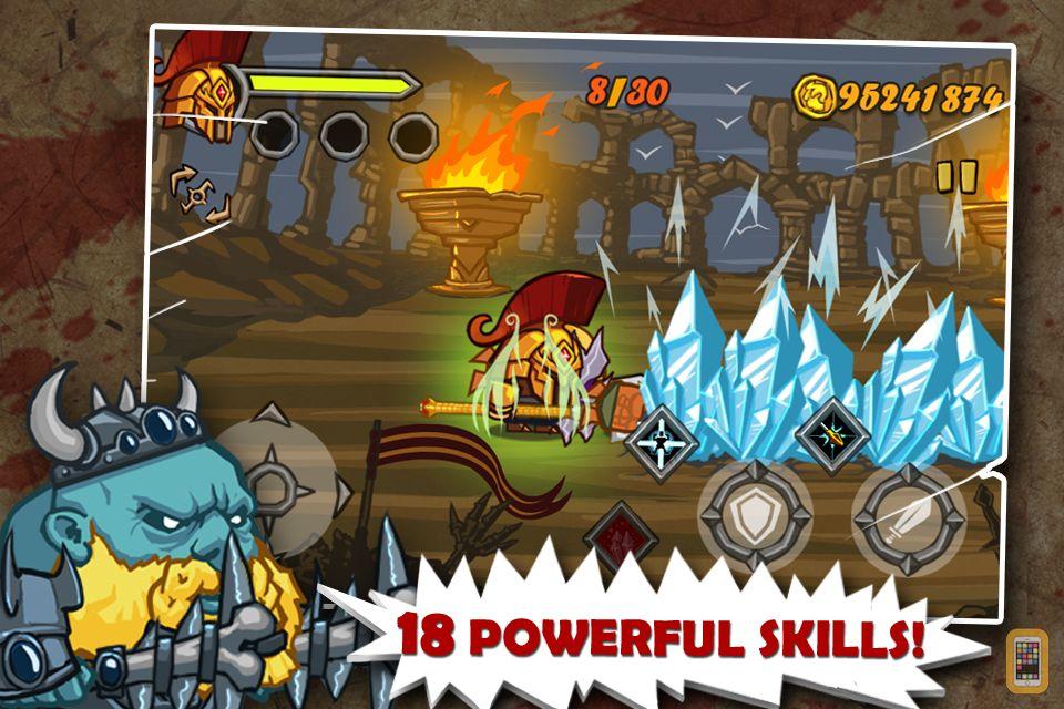 Screenshot - God of Fight