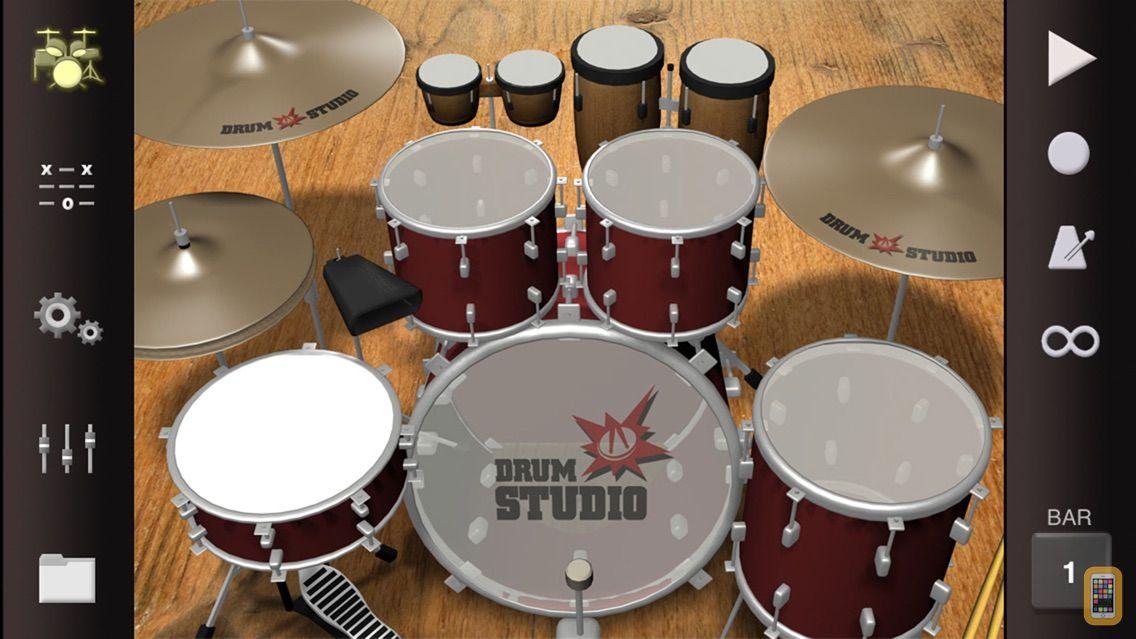 Screenshot - DrumStudio