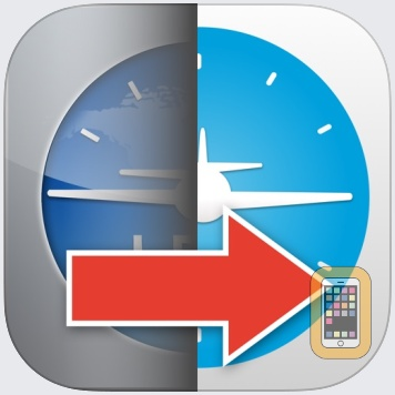 LogTen Pro Pilot Logbook for iPhone by Coradine Aviation Systems (iPhone)