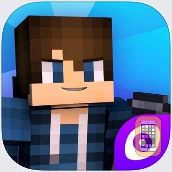 Skin Creator for Minecraft PE by Seejaykay LLC (Universal)