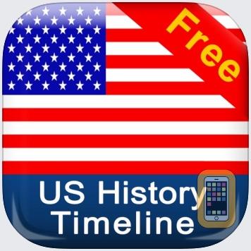 US History Timeline(Free) by DaolSoft, Co., Ltd. (Universal)