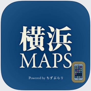 YokohamaMAPS by ATR-Promotions Inc. (iPad)