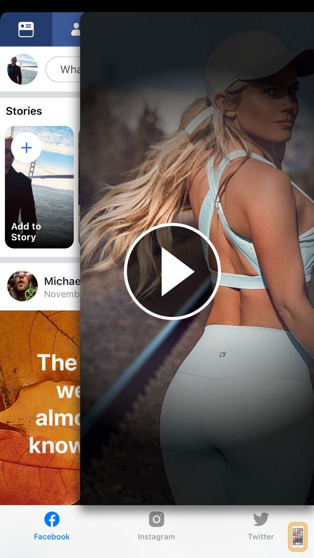 Screenshot - MyPad+ for Twitter & Facebook
