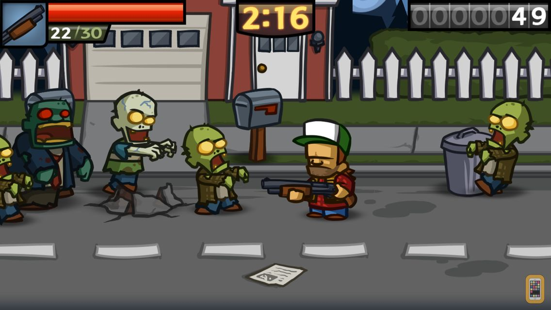 Screenshot - Zombieville USA 2