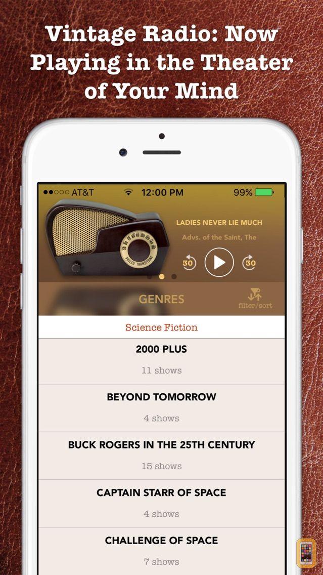 Screenshot - Vintage Radio™