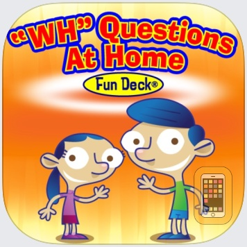 WH Questions at Home Fun Deck by Super Duper Publications (Universal)