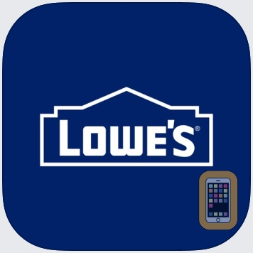 Lowe's Home Improvement by Lowe's Companies, Inc. (iPhone)