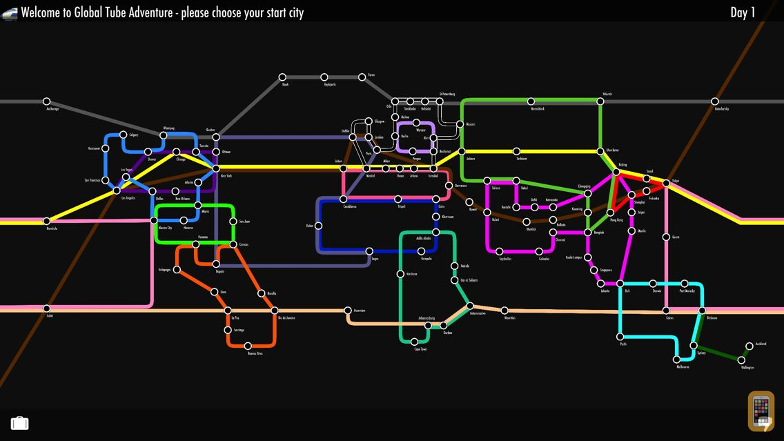 Screenshot - Global Tube Adventure