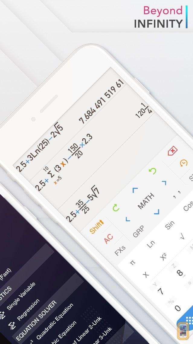Screenshot - Calculator ∞