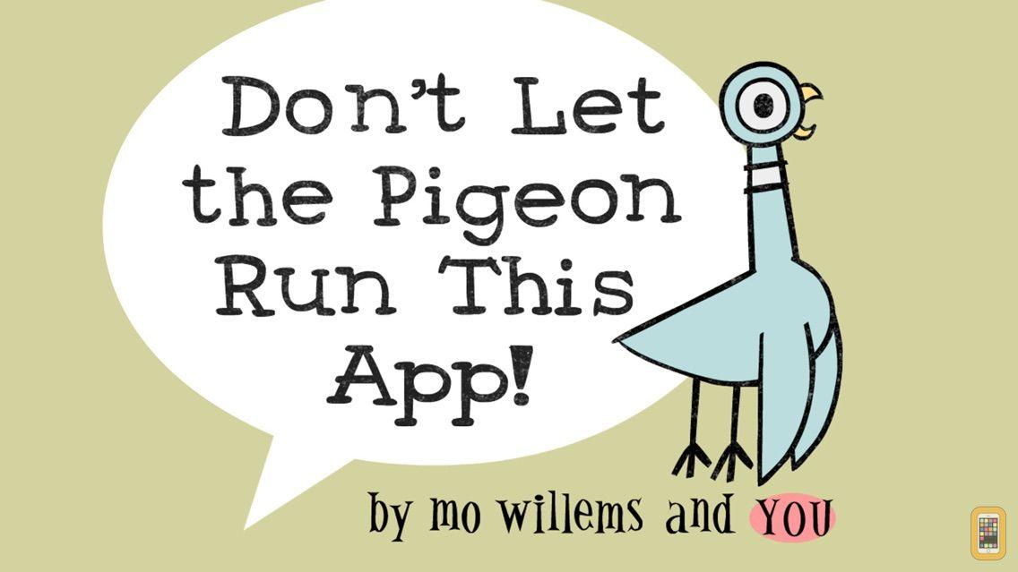 Screenshot - Don't Let Pigeon Run This App!