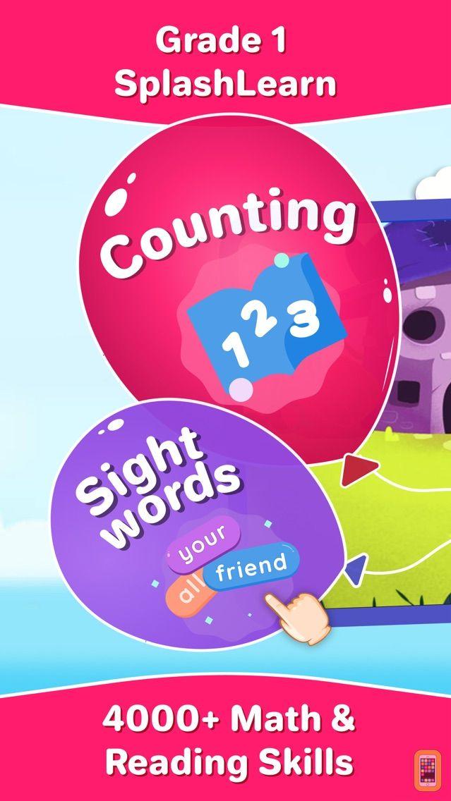Screenshot - 1st Grade Math Learning Games