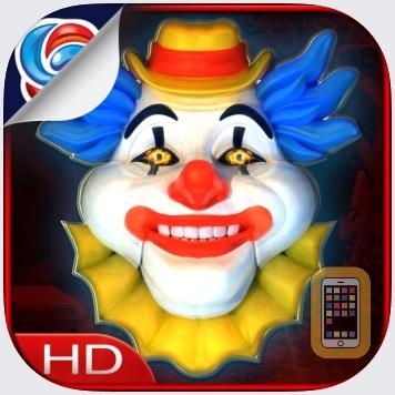 Dreamland HD lite: spooky adventure game by Nevosoft (iPad)