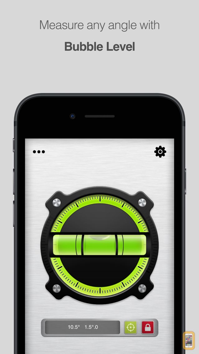 Screenshot - Bubble Level for iPhone