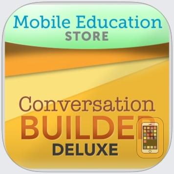 ConversationBuilderDeluxe by Mobile Education Store LLC (iPad)