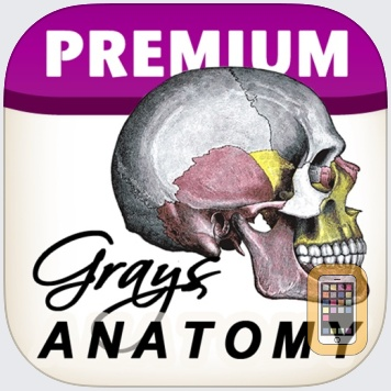 Gray's Anatomy Premium for iPad by Luke Allen (iPad)