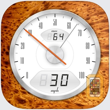 Speedometer+ by 30 South LLC (Universal)
