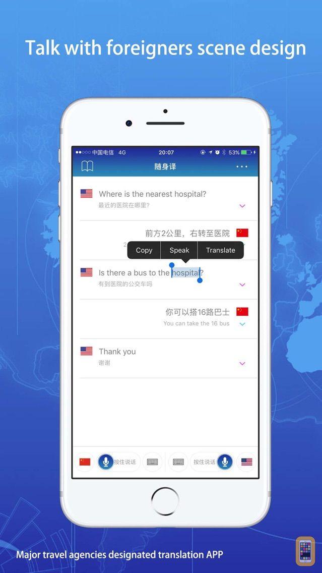 Screenshot - iTranslator - Voice translation in 35 languages