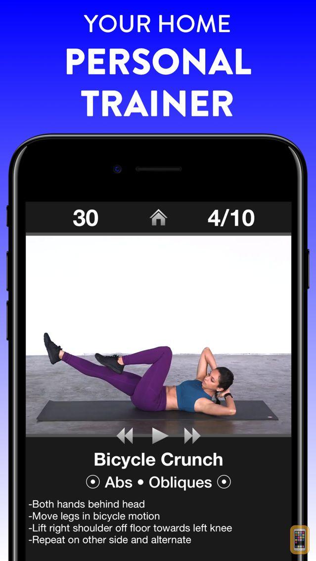 Screenshot - Daily Workouts