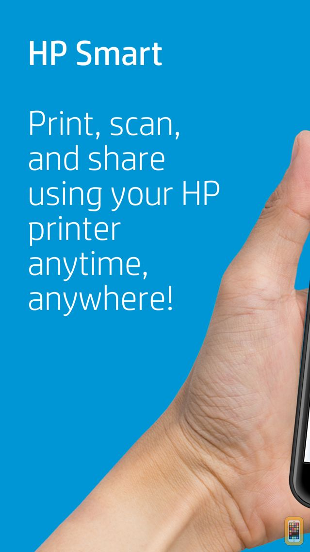 Screenshot - HP Smart