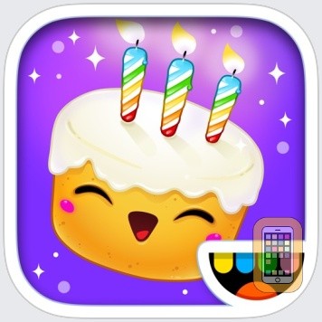 Toca Birthday Party by Toca Boca AB (Universal)