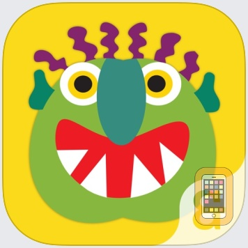 Go Away, Big Green Monster! by Night & Day Studios, Inc. (Universal)