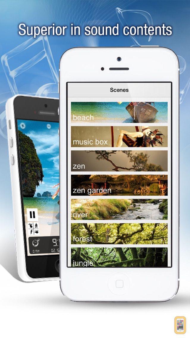 Screenshot - Sleep Bug Pro: White Noise Soundscapes & Music Box