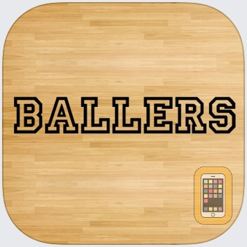 Ballers Basketball Scoreboard by E6 Technologies, LLC (Universal)