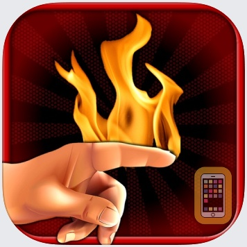 Draw with FIRE! Burn something with your FINGERS!! by Useless Creations Pty Ltd (Universal)