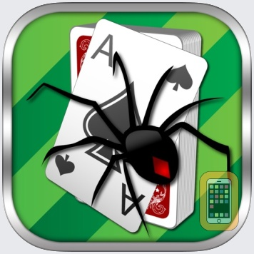 Spider Solitaire by walkthrough Publications (Universal)