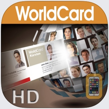 WorldCard HD by Penpower Technology Ltd. (iPad)