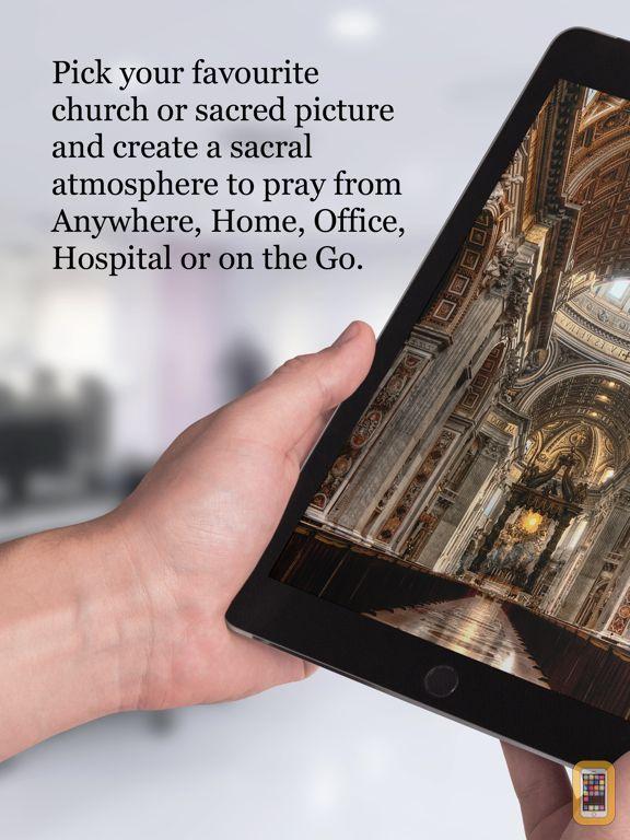 Screenshot - My Church - Meditate in Prayer