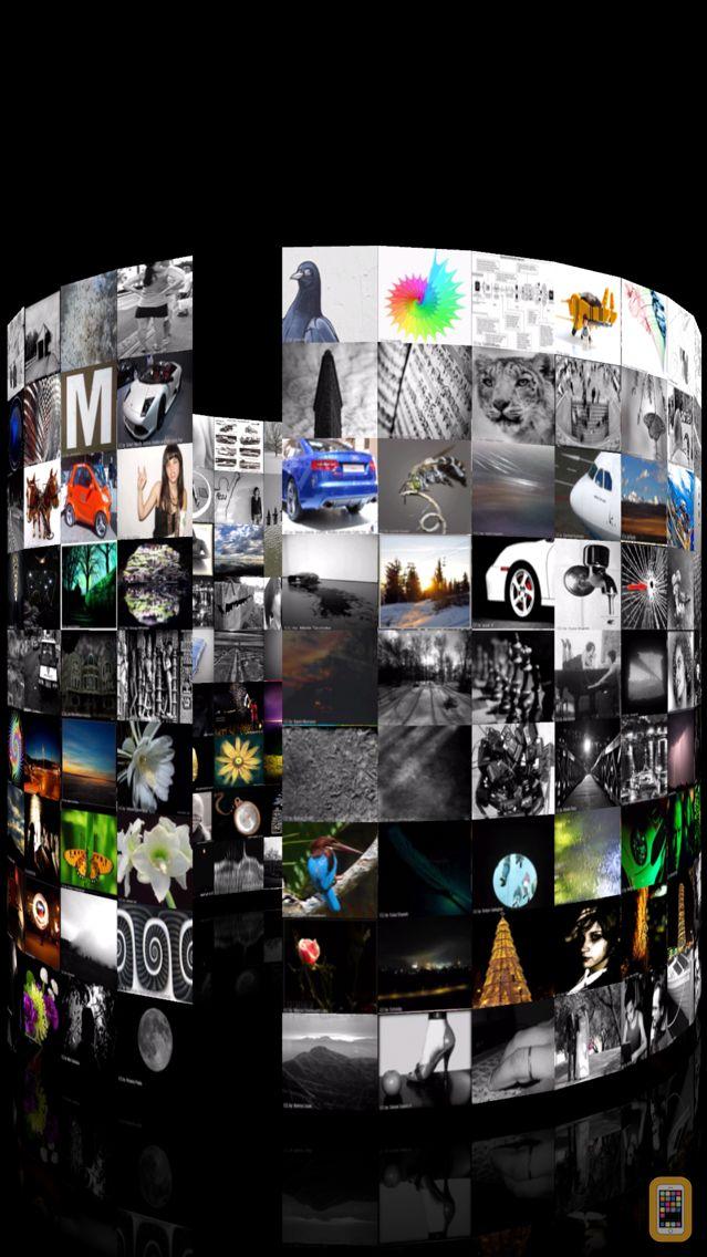 Screenshot - 3D Photo Ring Pro