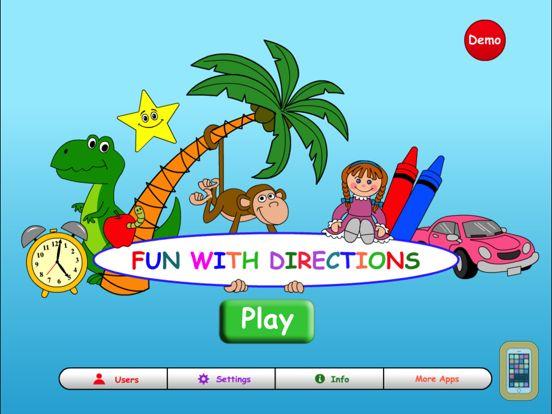 Screenshot - Fun With Directions HD