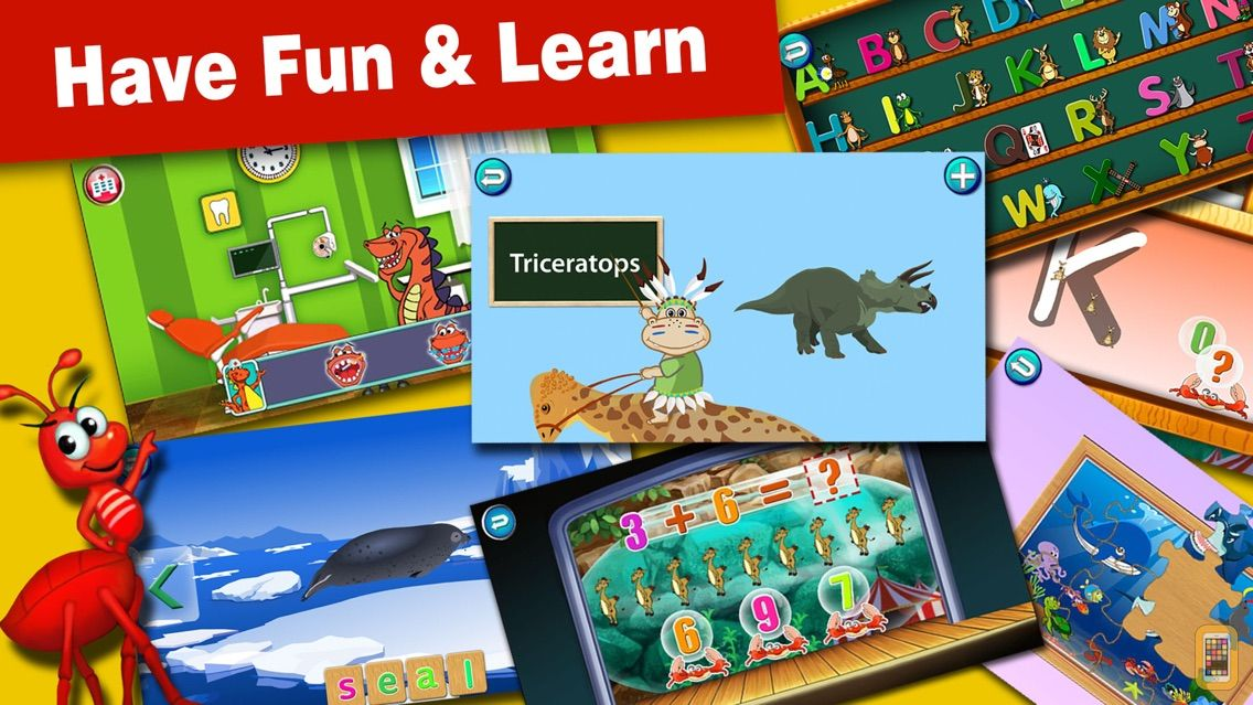 Screenshot - Shape Puzzle - Toddler Educational Learning Games