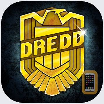 Judge Dredd vs Zombies by Fuse Powered Inc. (Universal)