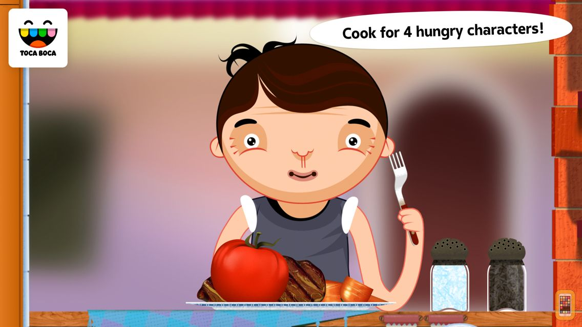 Screenshot - Toca Kitchen