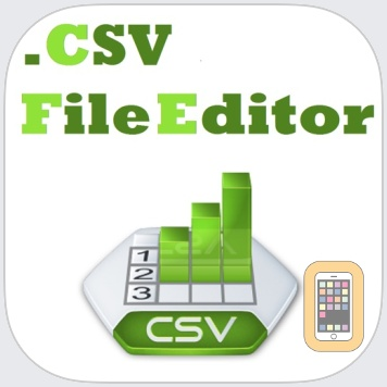 Csv File Editor with Import Option from Excel  .xls, .xlsx, .xml Files by Harmony Software UK (Universal)