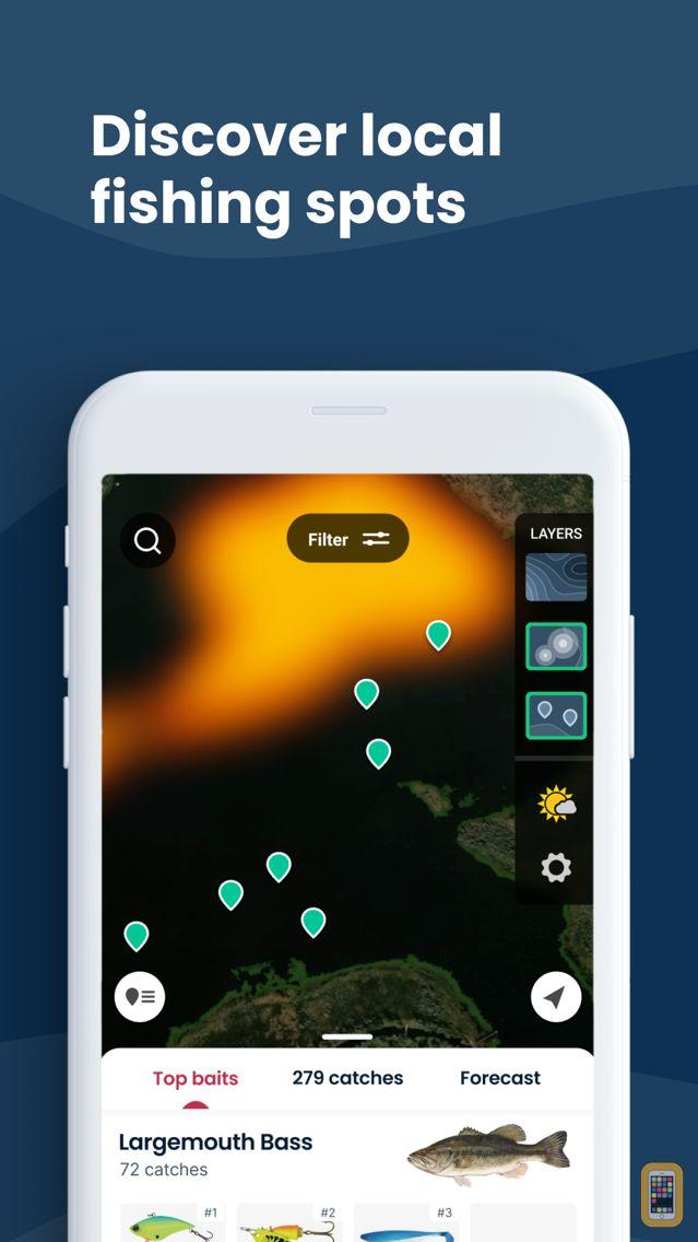 Screenshot - Fishbrain - Fishing App