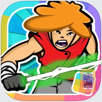 Don't Run With a Plasma Sword by XperimentalZ Games (Universal)