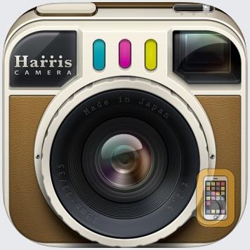 HarrisCamera by Shota Nakagami (iPhone)