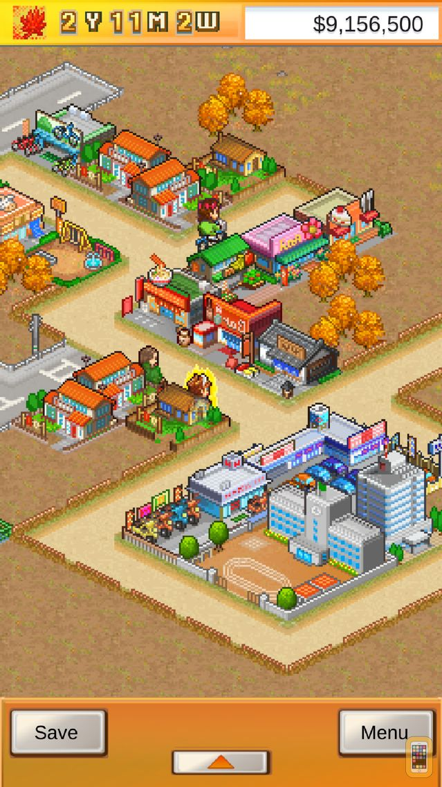 Screenshot - Venture Towns